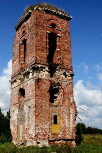 Церковь Михаила Архангела в Михайловском Архангельская церковь
