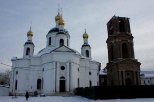 Богоявленский монастырь3