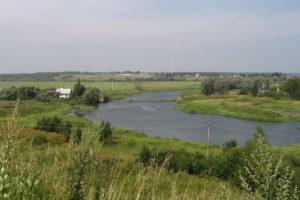 Верховья Москвы-реки. Можайск