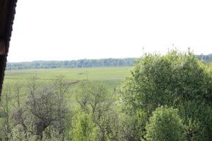 Вид на окрестности села Бородино