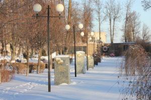 Воинский мемориал. Можайск