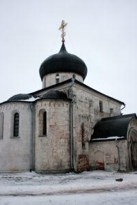 Георгиевский собор. Юрьев-Польский