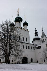 Кремль Церковь Иоанна Богослова