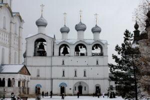 Кремль звонница