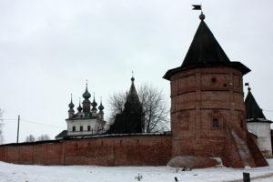 Михаило-Архангельский Монастырь. Юрьев-Польский