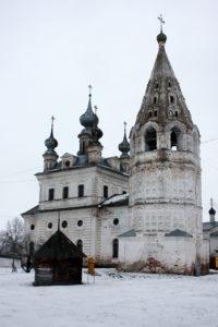 Михайло‐Архангельский Монастырь. Юрьев-Польский