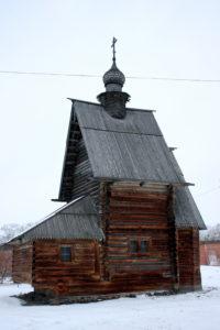 Знаменская церковь. Юрьев-Польский