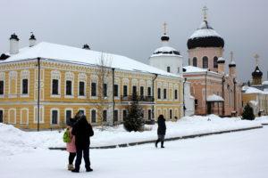 Мужской монастырь Вознесенская Давидова пустынь