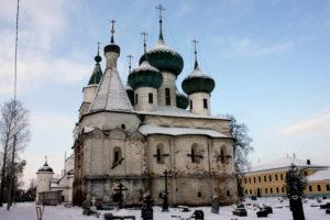 Ростовский Богоявленский Авраамиев монастырь1