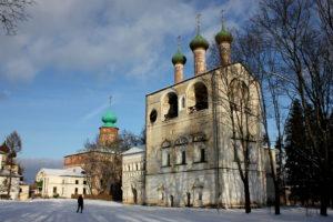 Ростовский Борисоглебский монастырь1