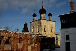 Ростовский Борисоглебский монастырь3