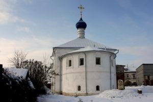 Ростовский Петровский монастырь