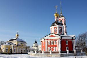 Ростовский Троице-Сергиев Варницкий монастырь,1