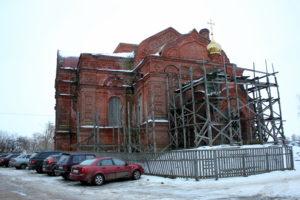 Троицкий собор. Юрьев-Польский