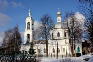 Церковь Николая Чудотворца на Всполье