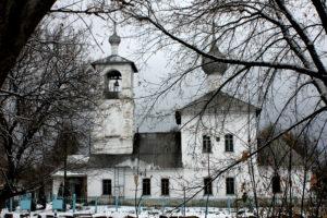 Церковь Толгской Богоматери