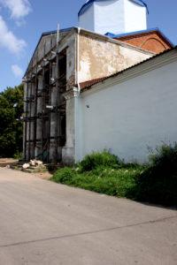 Церковь. Борисово