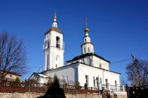 Вознесенская церковь. Владимир