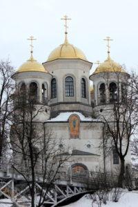 Вознесенский собор. Звенигород