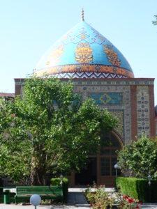 Голубая мечеть. Ереван