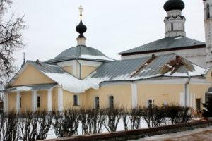 Казанская церковь. Суздаль