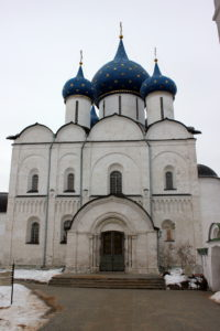 Кремль. Собор Рождества Богородицы. Суздаль