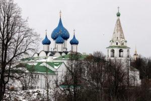 Кремль. Суздаль