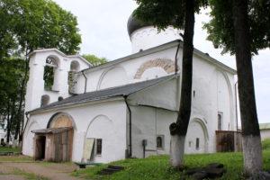 Мирожский монастырь 1. Псков