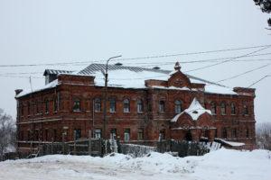 Монастырская гостиница. Вифанский монастырь