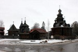 Музей Деревянного зодчества. Суздаль
