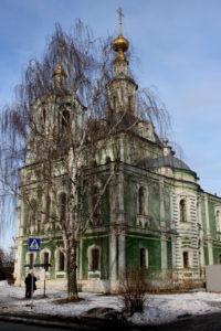 Никитская церковь. Владимир