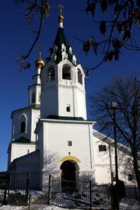 Николо-Галейская церковь. Владимир