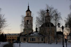 Николо-Кремлёвская церковь. Владимир
