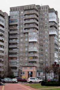 Панельные дома. Калининград