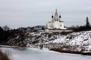 Покровский монастырь.Суздаль