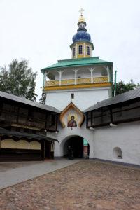 Псково-Печерский монастырь. Печоры