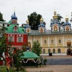 Псково-Печерский монастырь. Печоры2