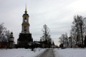 Ризоположенский монастырь.Суздаль