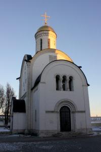 Рождественский монастырь.Владимир