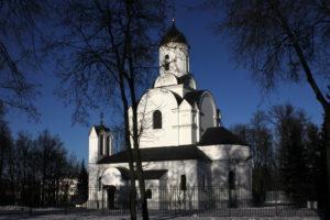 Свято-Казанский храм. Владимир