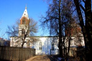 Свято-Троицкий храм. Гусь-Хрустальный