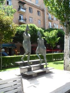 Скульптура.Ереван