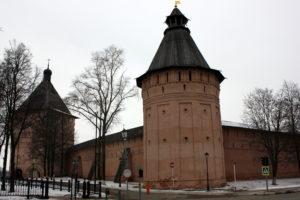 Спасо-Евфимиев монастырь.Суздаль