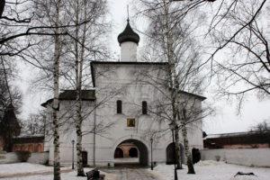 Спасо-Евфимиев монастырь. Суздаль