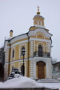 Спасо-Преображенский собор.Вифанский монастырь
