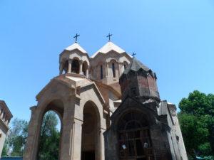 Сурб Аствацацин (церковь Богородицы). Ереван