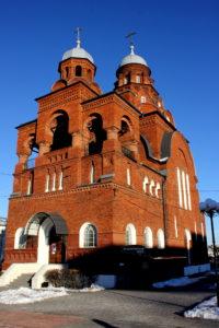 Троицкая церковь. Владимир