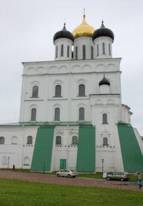 Троицкий собор. Псков