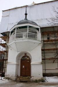 Успенский собор. Звенигород