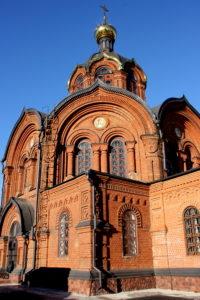 Храм Архангела Михаила. Владимир